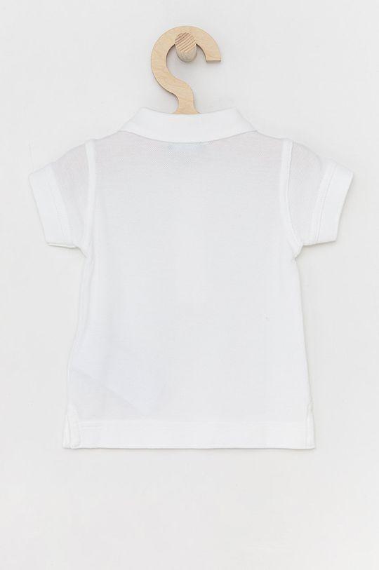 United Colors of Benetton - Dětské polo tričko bílá