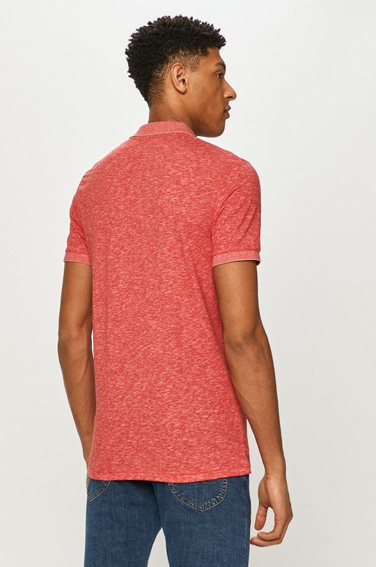 Jack & Jones - Polo tričko  25% Bavlna, 75% Polyester