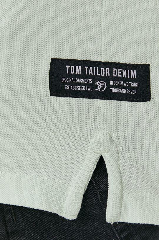 zelená Tom Tailor - Polo tričko