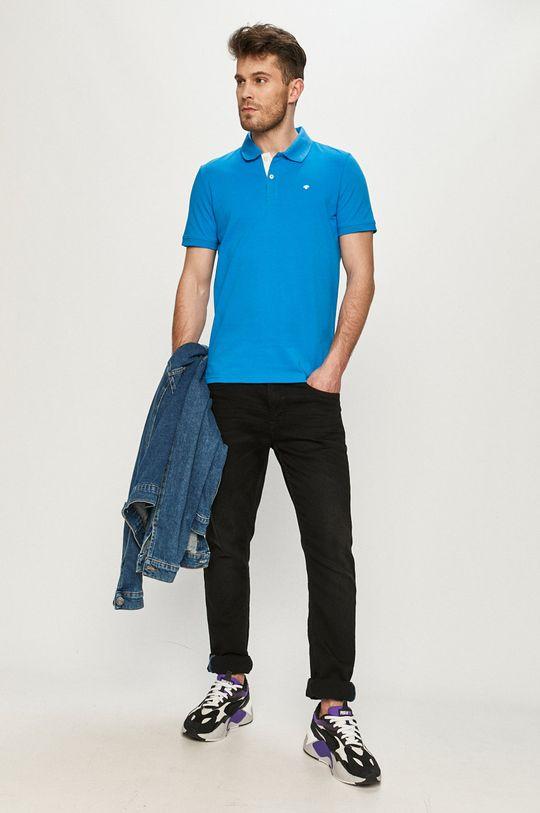 Tom Tailor - Polo tričko modrá