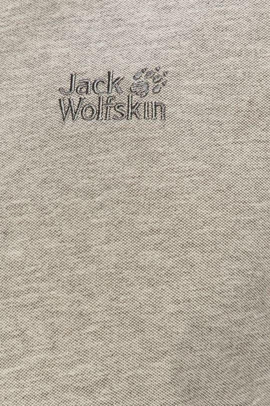 Jack Wolfskin - Polo Męski