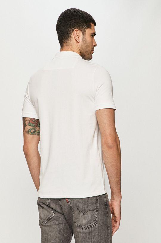 Guess - Polo tričko  95% Organická bavlna, 5% Elastan