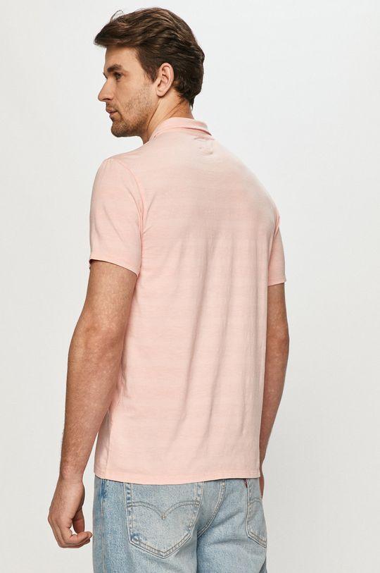 Guess - Polo tričko  95% Bavlna, 5% Elastan