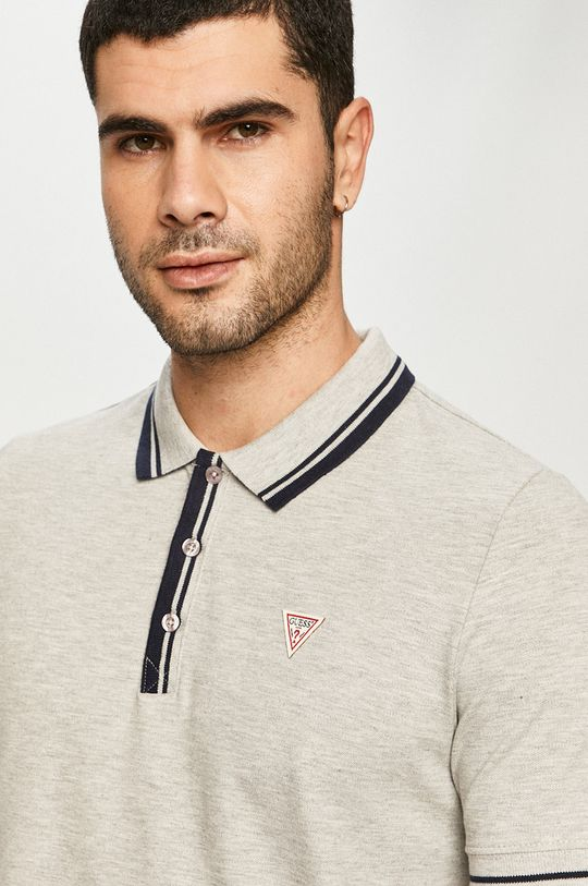 szary Guess - Polo