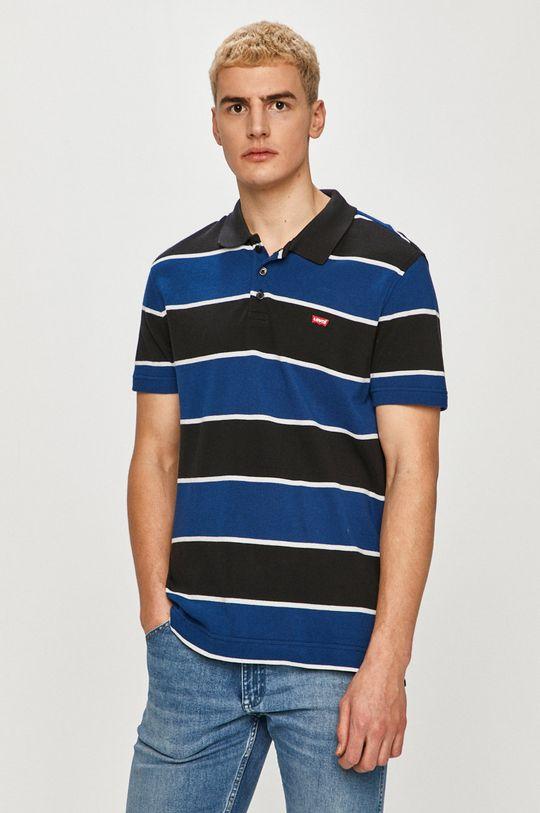 viacfarebná Levi's - Polo tričko