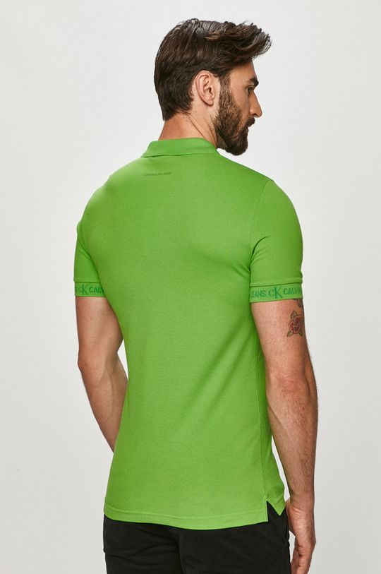 Calvin Klein Jeans - Polo tričko  94% Bavlna, 6% Elastan