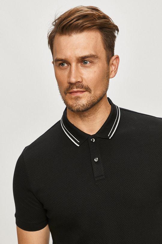 černá Hugo - Polo tričko
