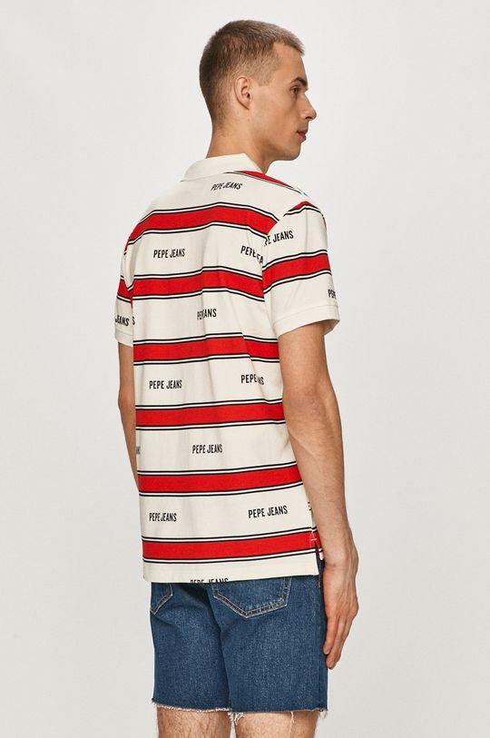 Pepe Jeans - Polo tričko Bart  100% Bavlna