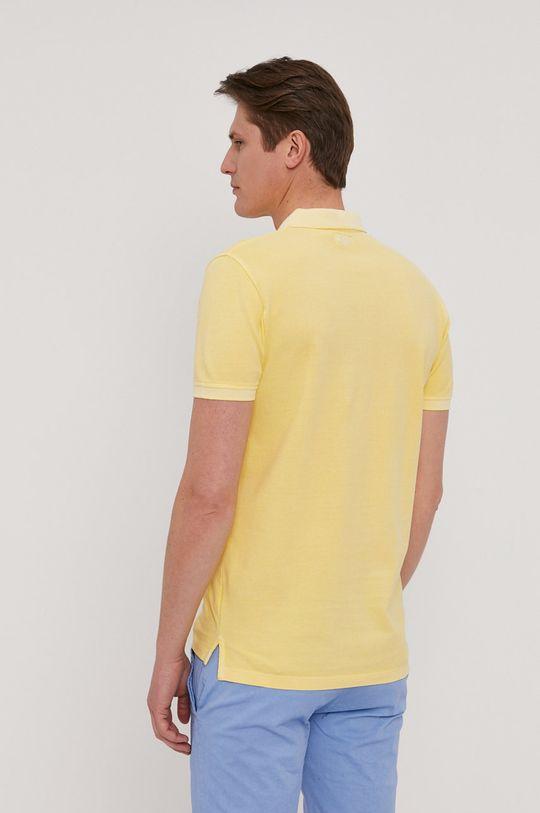 Pepe Jeans - Polo tričko Vincent  100% Bavlna