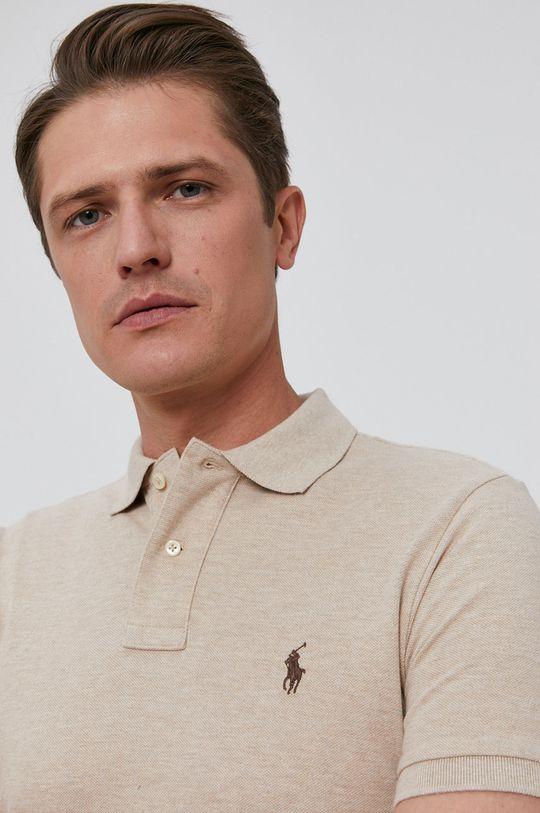 písková Polo Ralph Lauren - Polo tričko