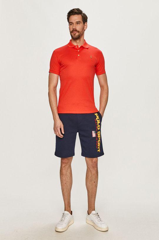 Polo Ralph Lauren - Polo tričko červená