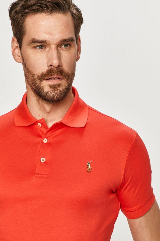 červená Polo Ralph Lauren - Polo tričko