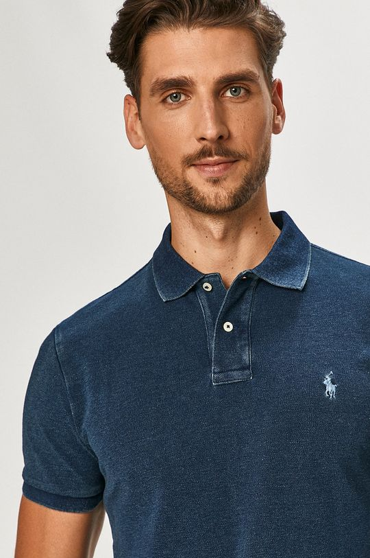 tmavomodrá Polo Ralph Lauren - Polo tričko