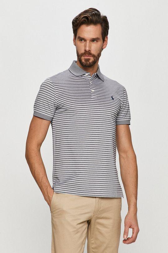 sivá Polo Ralph Lauren - Polo tričko Pánsky