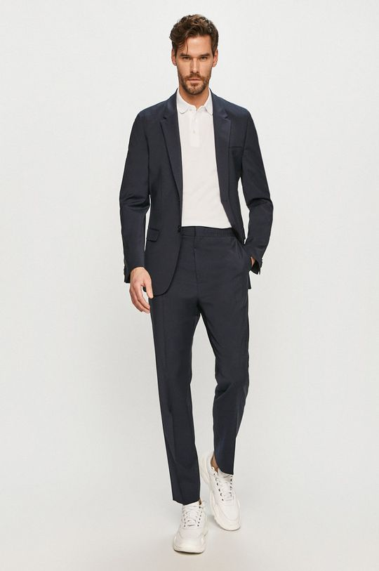 Hugo - Tricou Polo alb