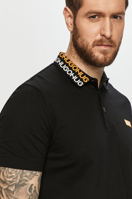 czarny Hugo - Polo