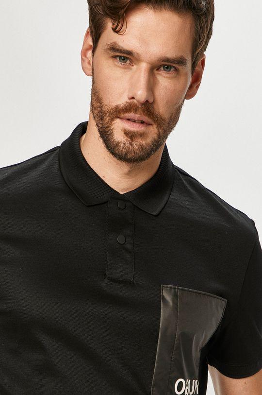 negru Hugo - Tricou Polo