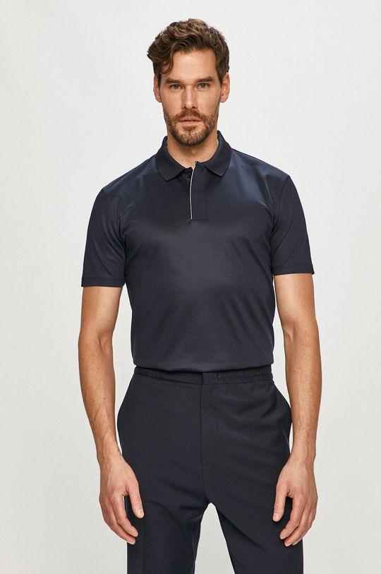 bleumarin Hugo - Tricou Polo De bărbați