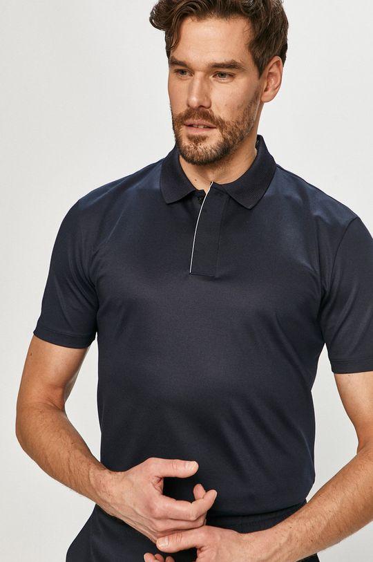 bleumarin Hugo - Tricou Polo