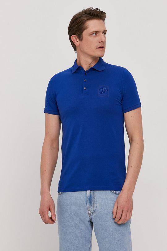 modrá Karl Lagerfeld - Polo tričko