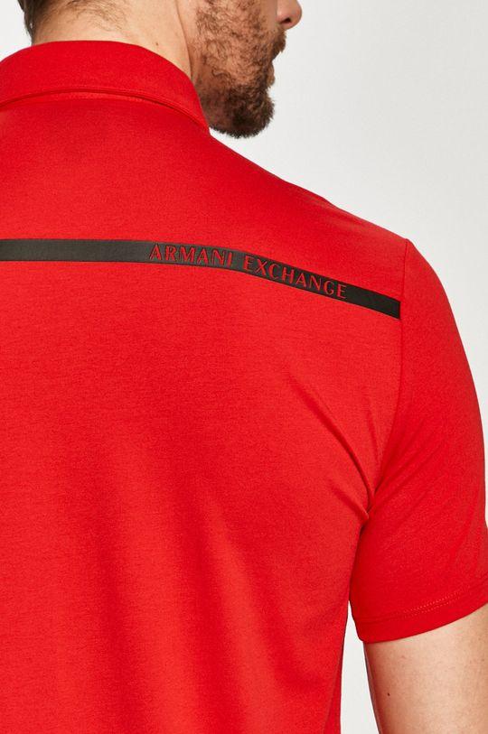 Armani Exchange - Polo tričko Pánský