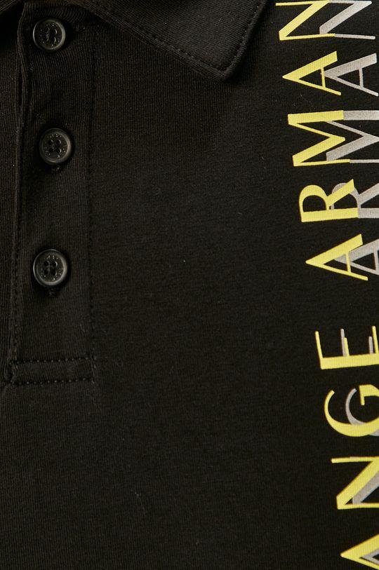 Armani Exchange - Polo tričko Pánsky