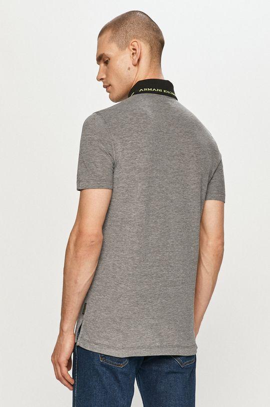 Armani Exchange - Polo tričko  75% Bavlna, 25% Polyester