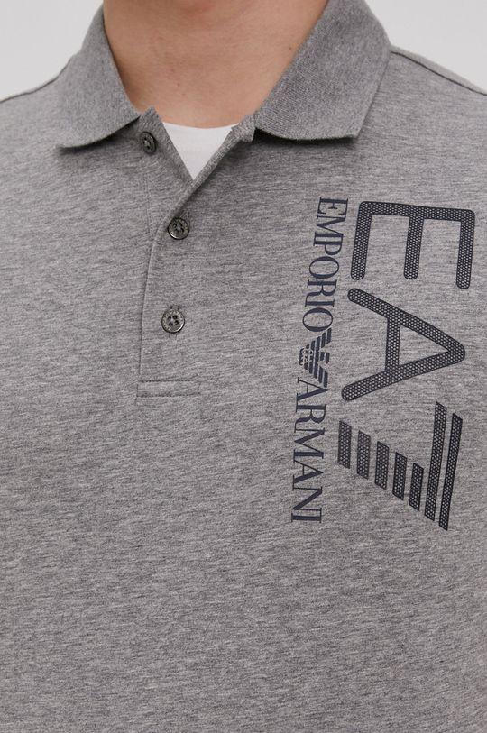 EA7 Emporio Armani - Polo tričko Pánsky