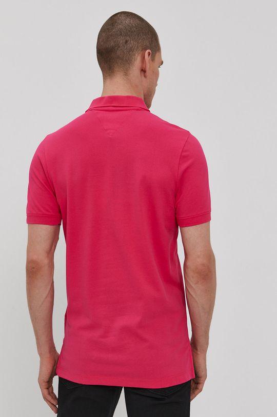Tommy Jeans - Polo tričko <p>  100% Bavlna</p>