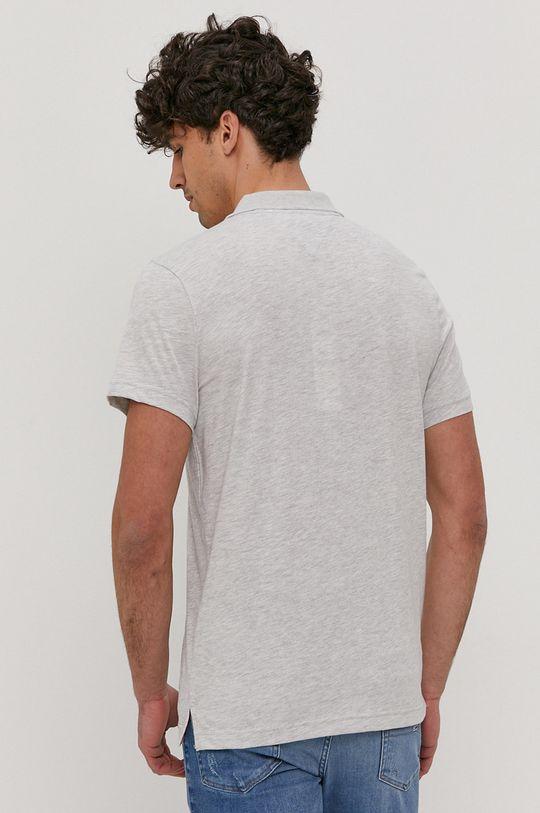 Tommy Jeans - Polo tričko  60% Organická bavlna, 40% Recyklovaný polyester