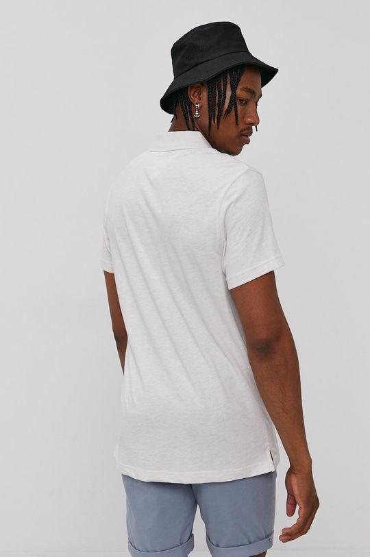 Tommy Jeans - Polo 60 % Bawełna organiczna, 40 % Poliester z recyklingu