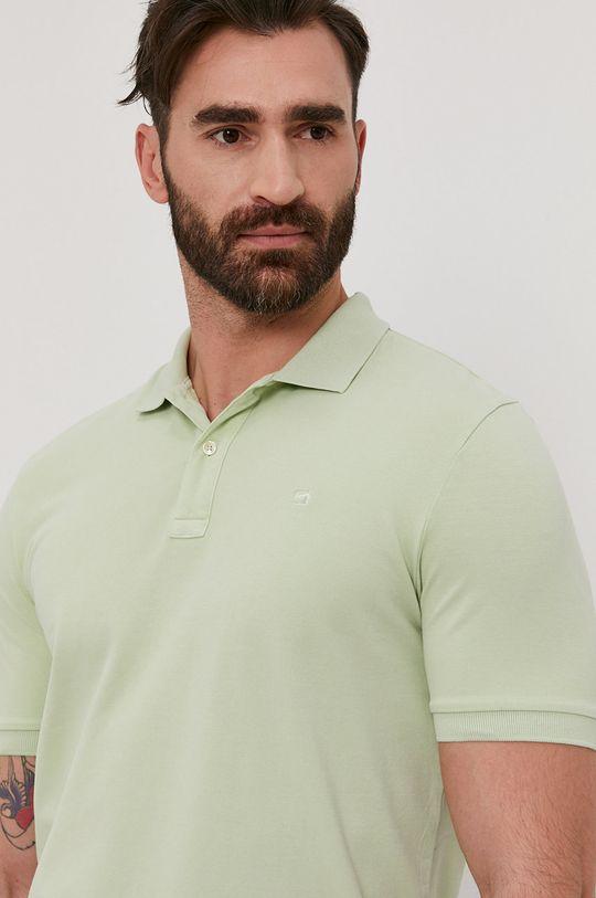 zelená Scotch & Soda - Polo tričko