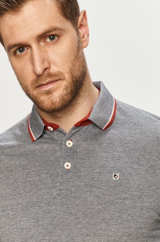 námořnická modř Produkt by Jack & Jones - Polo tričko