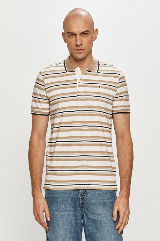 béžová Produkt by Jack & Jones - Polo tričko