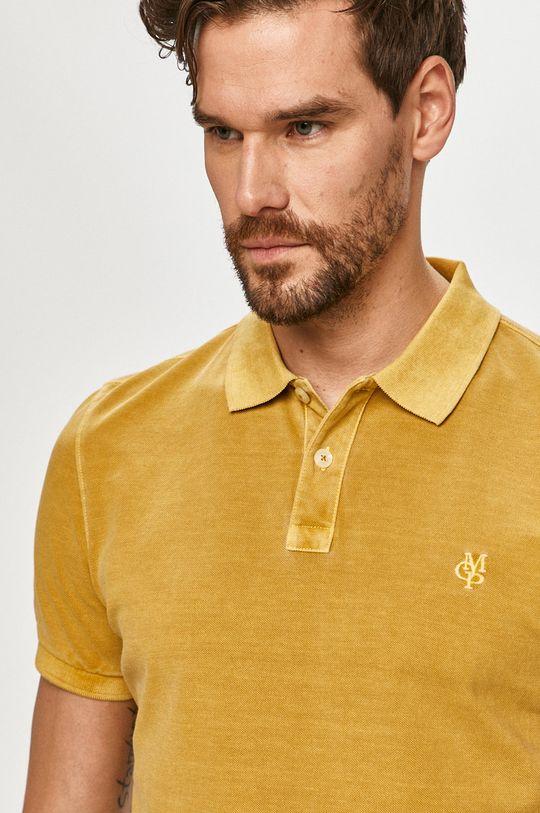 horčicová Marc O'Polo - Polo tričko