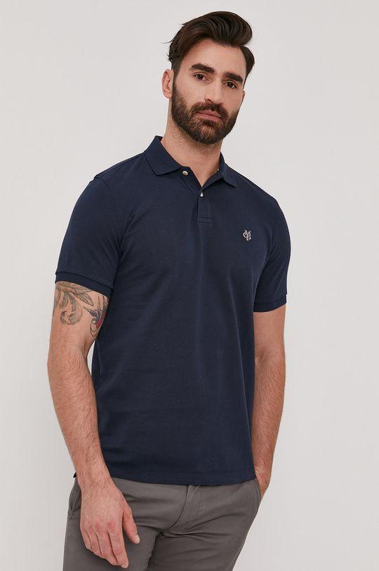 tmavomodrá Marc O'Polo - Polo tričko Pánsky