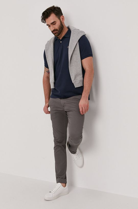 Marc O'Polo - Polo tričko tmavomodrá