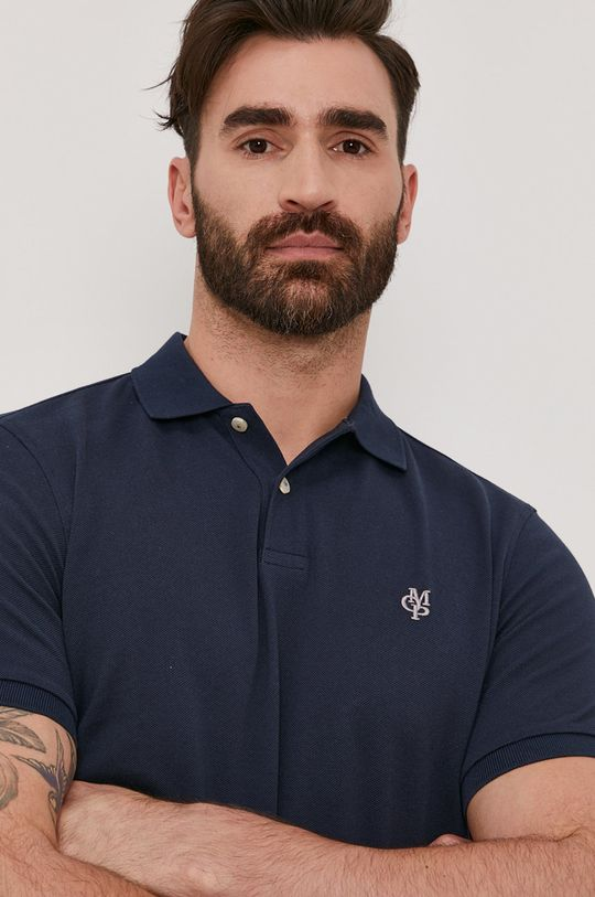 tmavomodrá Marc O'Polo - Polo tričko