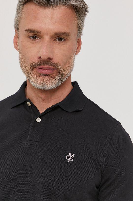 čierna Marc O'Polo - Polo tričko