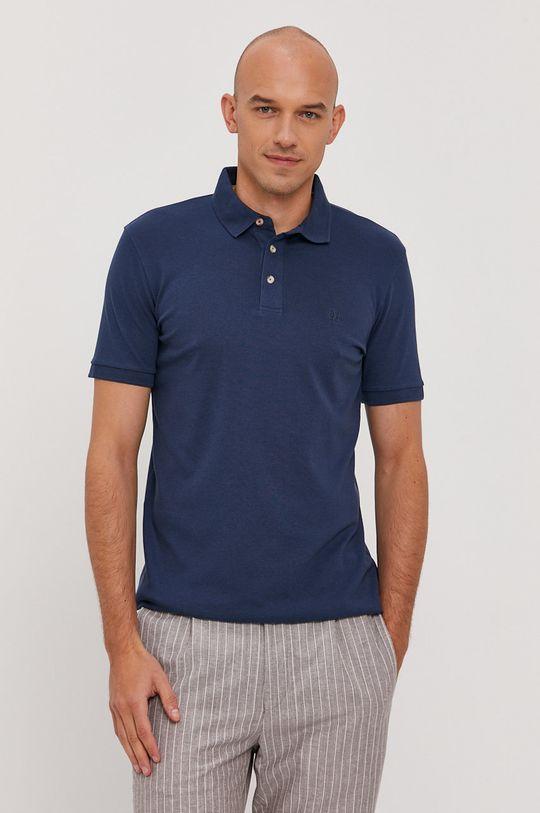 námořnická modř Marc O'Polo - Polo tričko Pánský