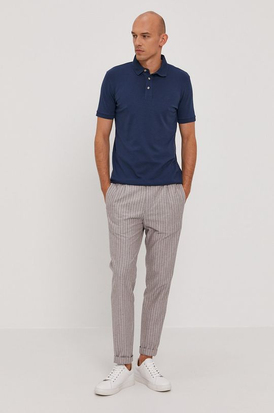 Marc O'Polo - Polo tričko námořnická modř