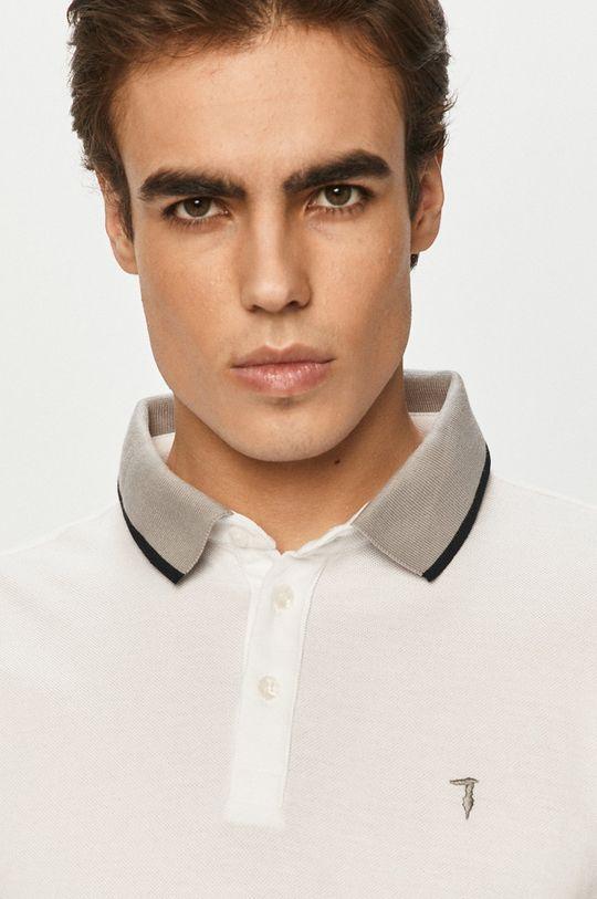 biały Trussardi Jeans - Polo