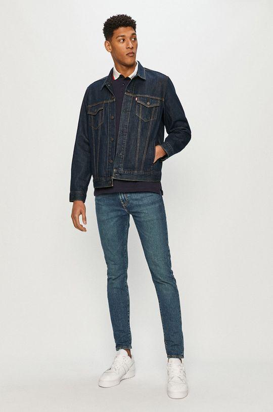 Trussardi Jeans - Polo granatowy