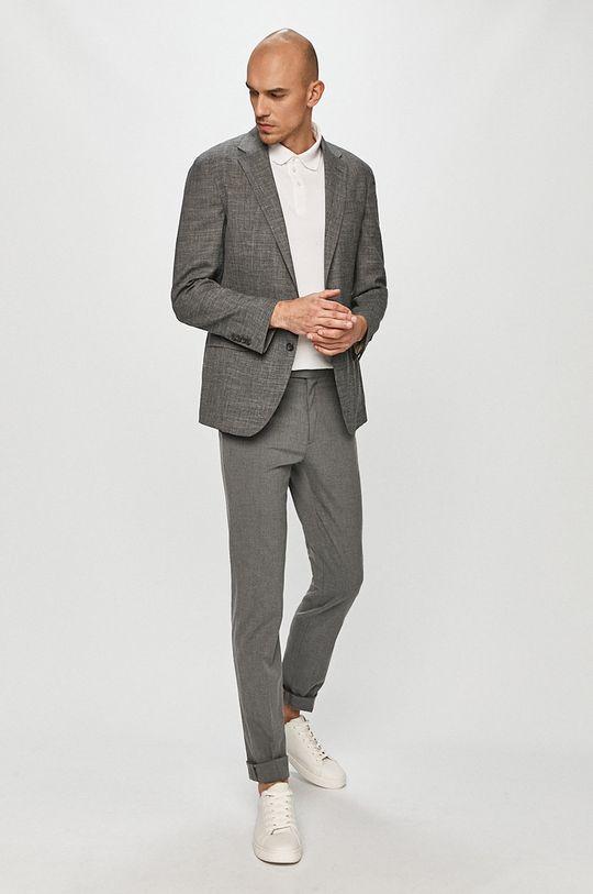 Trussardi Jeans - Polo tričko biela