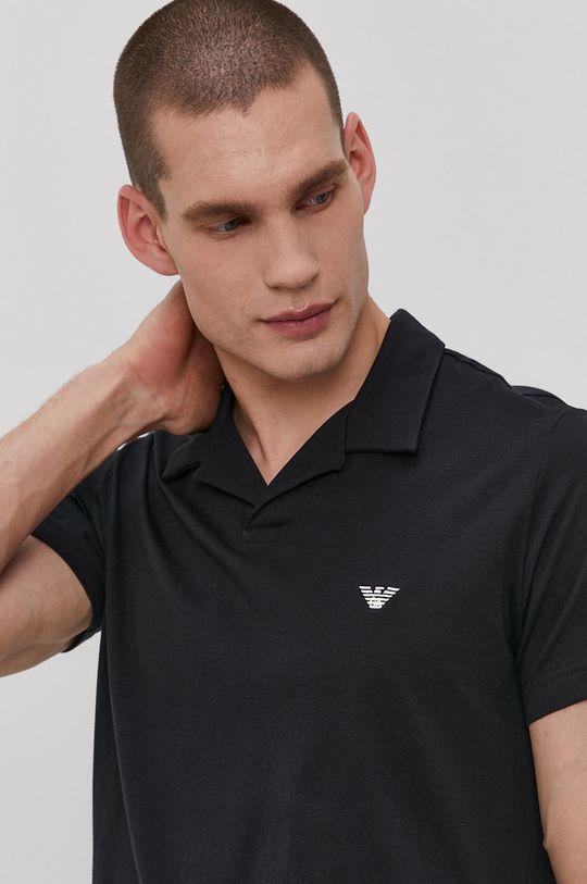 Emporio Armani - Polo tričko  100% Bavlna