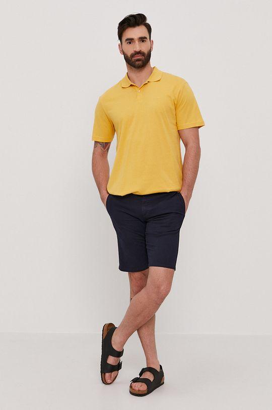 GAP - Polo żółty