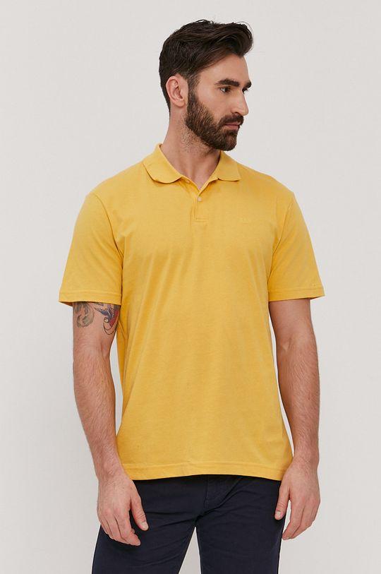 żółty GAP - Polo