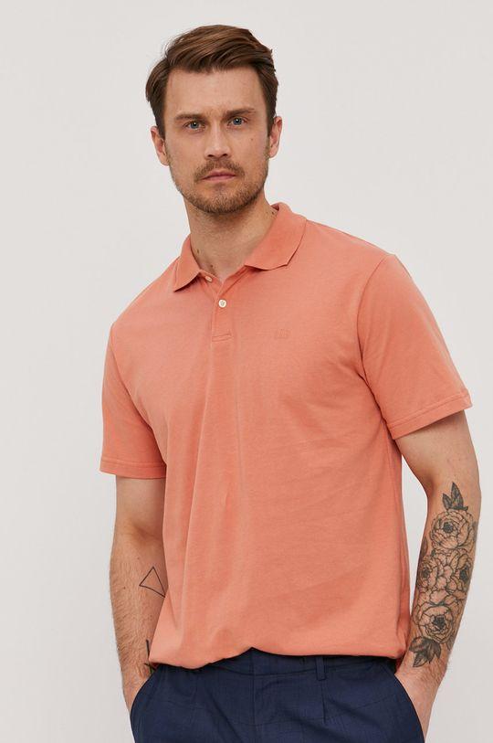 oranžová GAP - Polo tričko Pánský