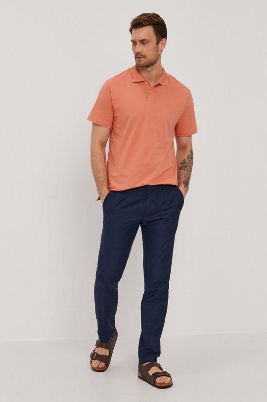 GAP - Polo tričko oranžová