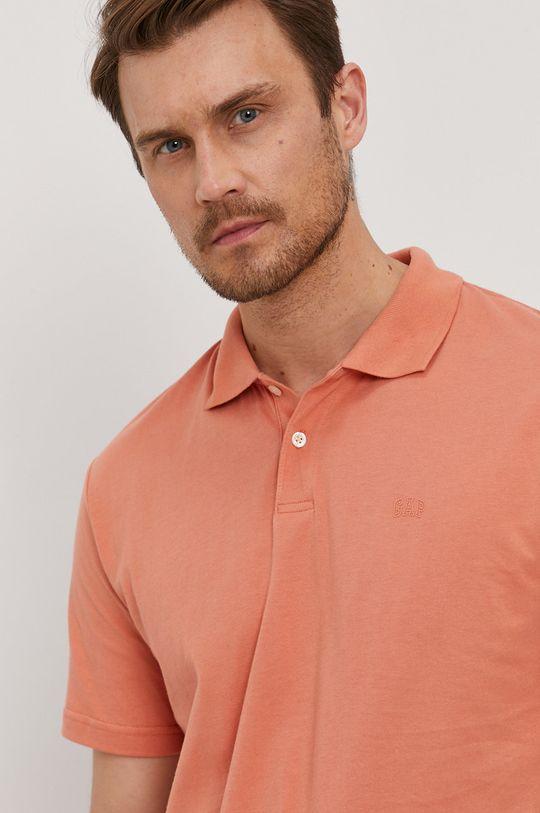 oranžová GAP - Polo tričko